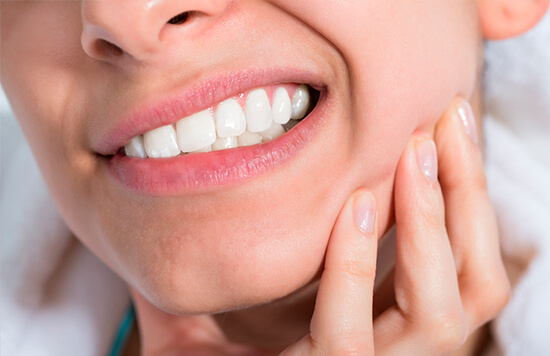Ailments caused by a lack of interdental hygiene