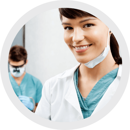 Oral hygiene experts